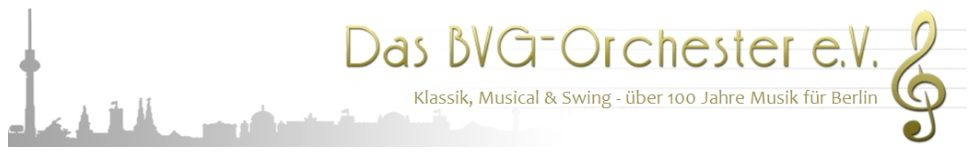 BVG Orchester